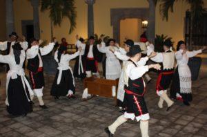 Baile de Cunita Tenerife