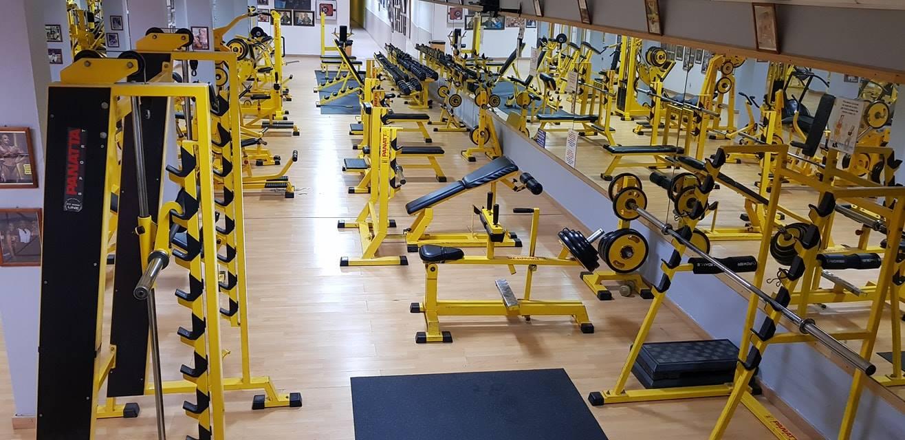 Fitness Center 2000 Tenerife