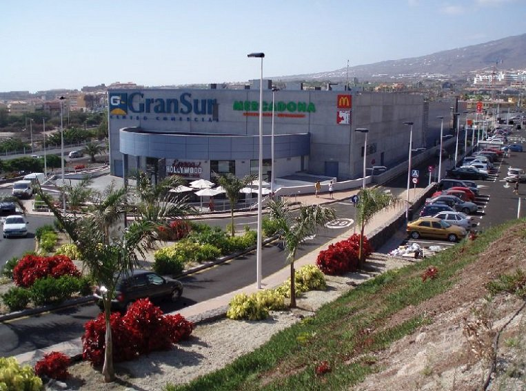 Gran Sur Shopping Commercial Centre Tenerife