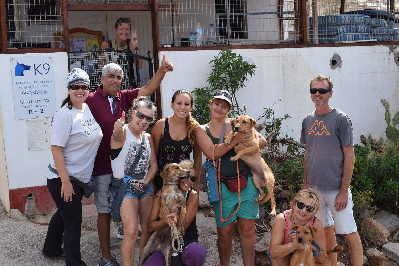 K9 Animal Sanctuary Refuge Tenerife