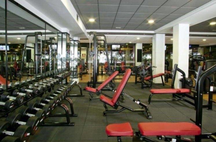 Minimal Fitness Club Gym Tenerife