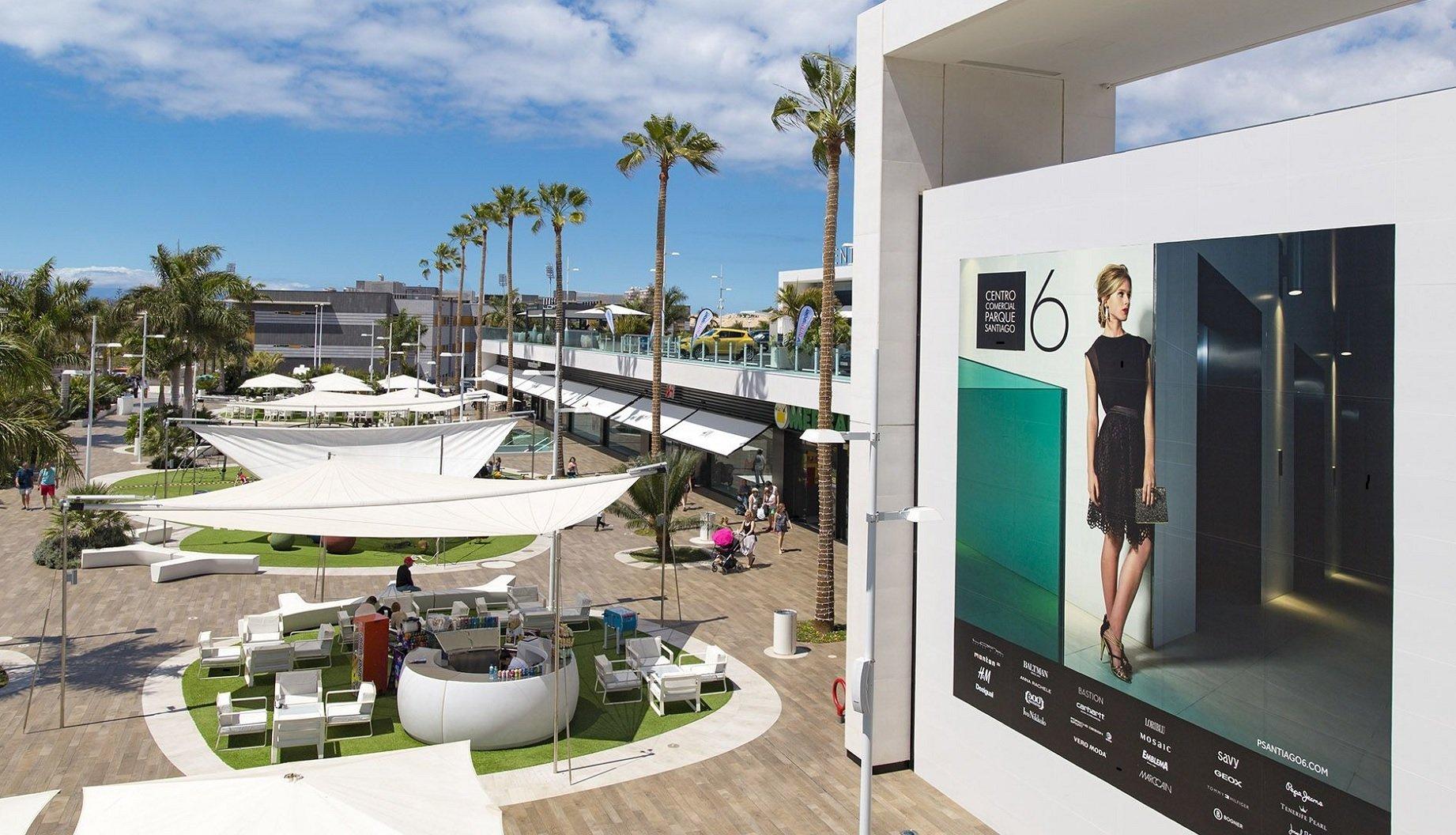 Parque Santiago 6 Shopping Centre Tenerife
