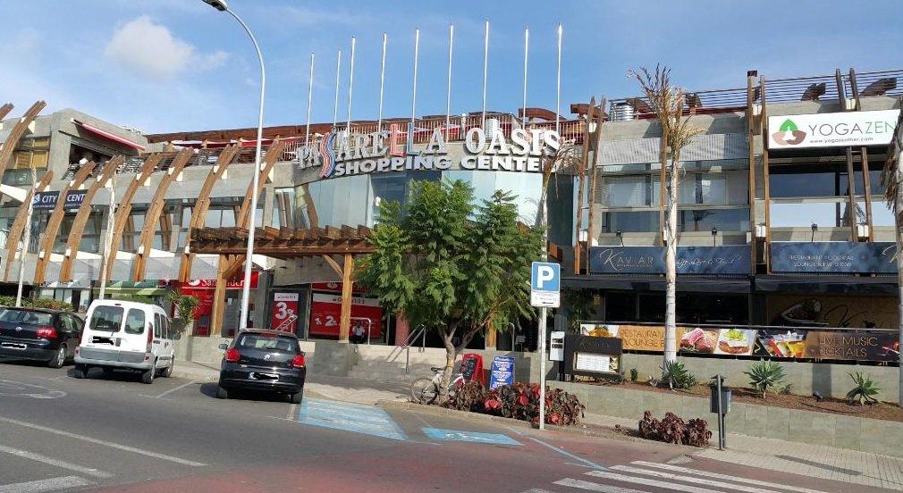 CC Passarella Shopping Centre Tenerife