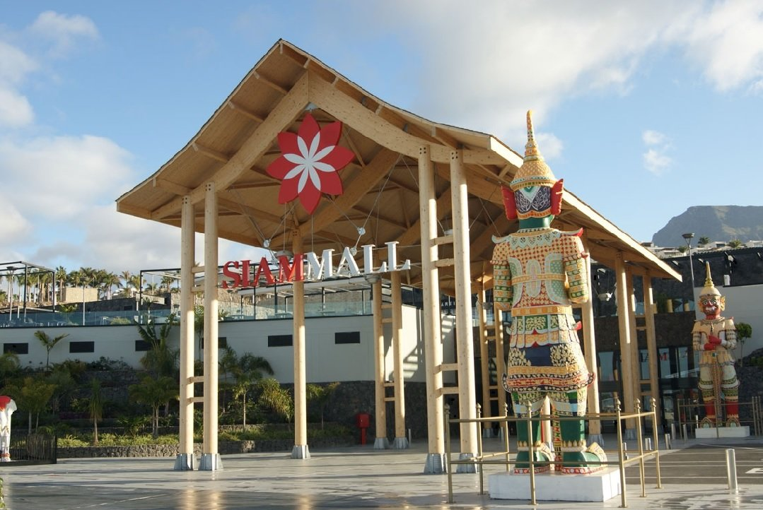 Siam Mall Shopping Tenerife