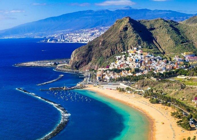 Why Tenerife - Playa de las Teresitas