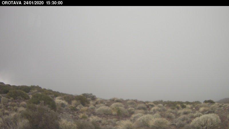Teide Facing North West Webcam