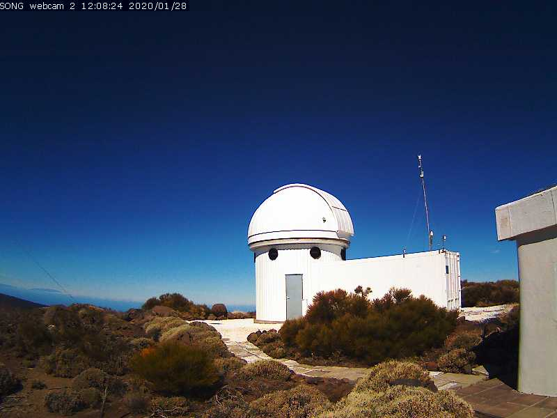 Song Observatory West Northwest Webcam