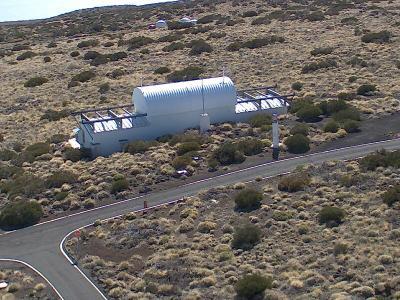 Stella Observatory Webcam