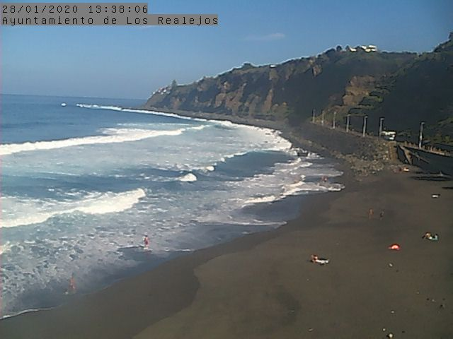 Playa de El Socorro Webcam