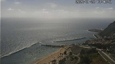 Playa de las Teresitas Webcam