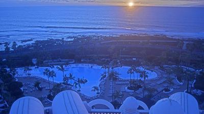 Parque Santiago 3 - Playa de las Americas Webcam