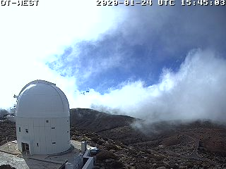 WEBCAM OBSERVATORIO TAD, IZAÑA 2