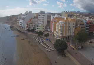 El Medano Beach Webcam