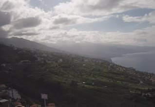 El Sauzal Tenerife Webcam