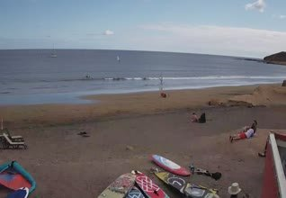 El Medano Surf + Kitesurf Webcam