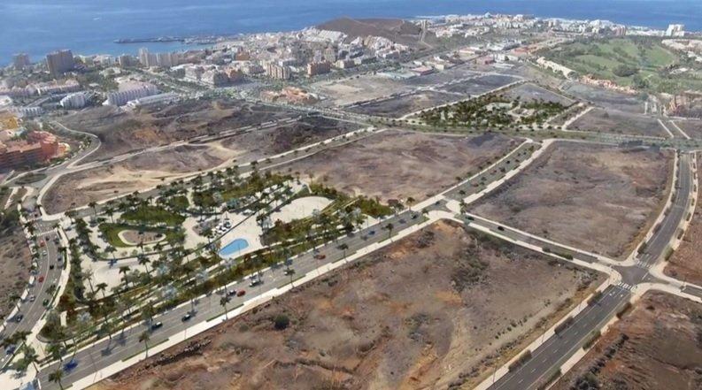El Mojon New Hotel Development in Los Cristianos