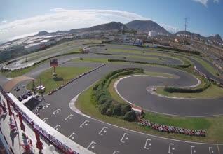 Karting Club Tenerife Webcam