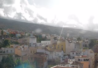 La Orotava Tenerife Webcam