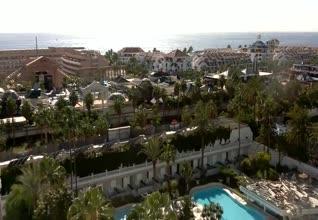 Hotel Vulcano - Playa de las Americas Webcam