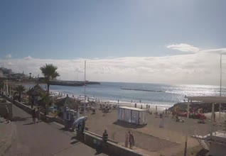 Playa de Fanabe Beach - Costa Adeje Webcam