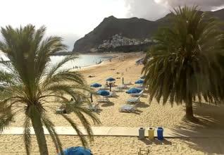 Playa de las Teresitas Webcam