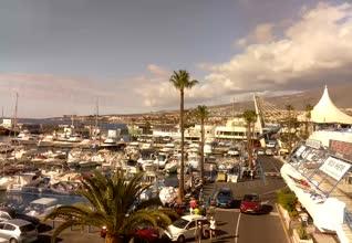 Puerto Colon Harbour Mall Road Webcam