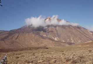 MOUNT TEIDE WEBCAM