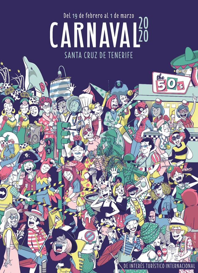 Carnaval 2020 Tenerife