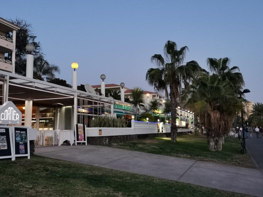 Parque La Paz Bars Playa de Las Americas Tenerife