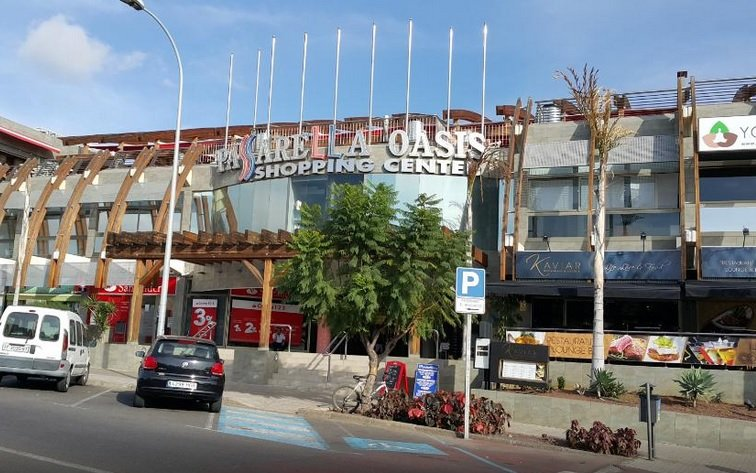 C.C. Passarella Oasis Shopping Centre Los Cristianos Tenerife