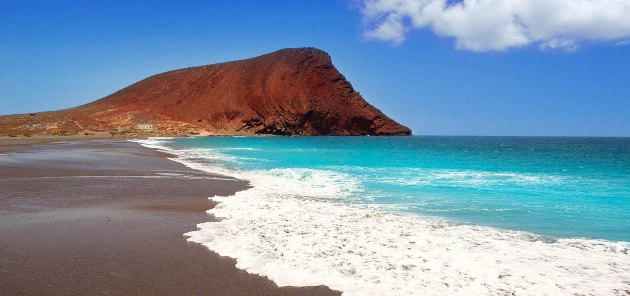Playa Tejita Tenerife