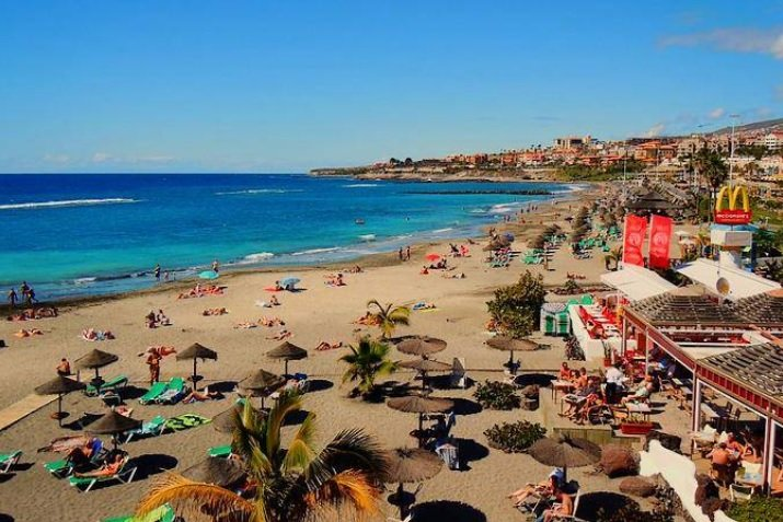 Salytien Beach Tenerife