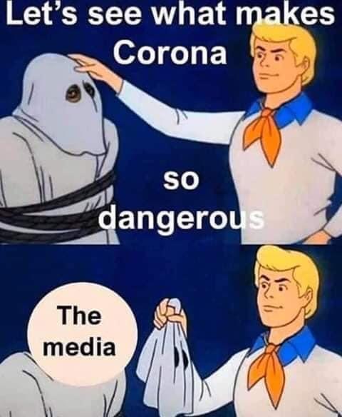 Coronavirus Media Panic