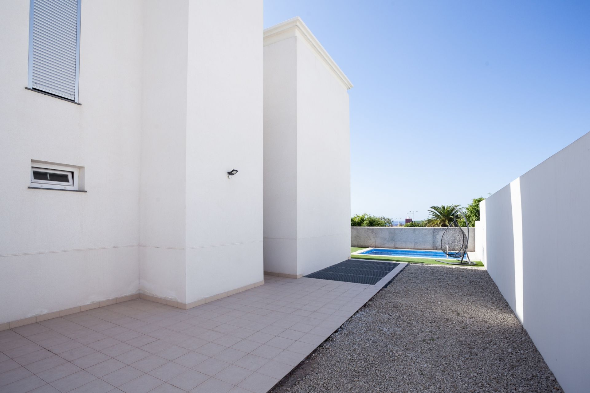 Modern design Villa in Madroñal