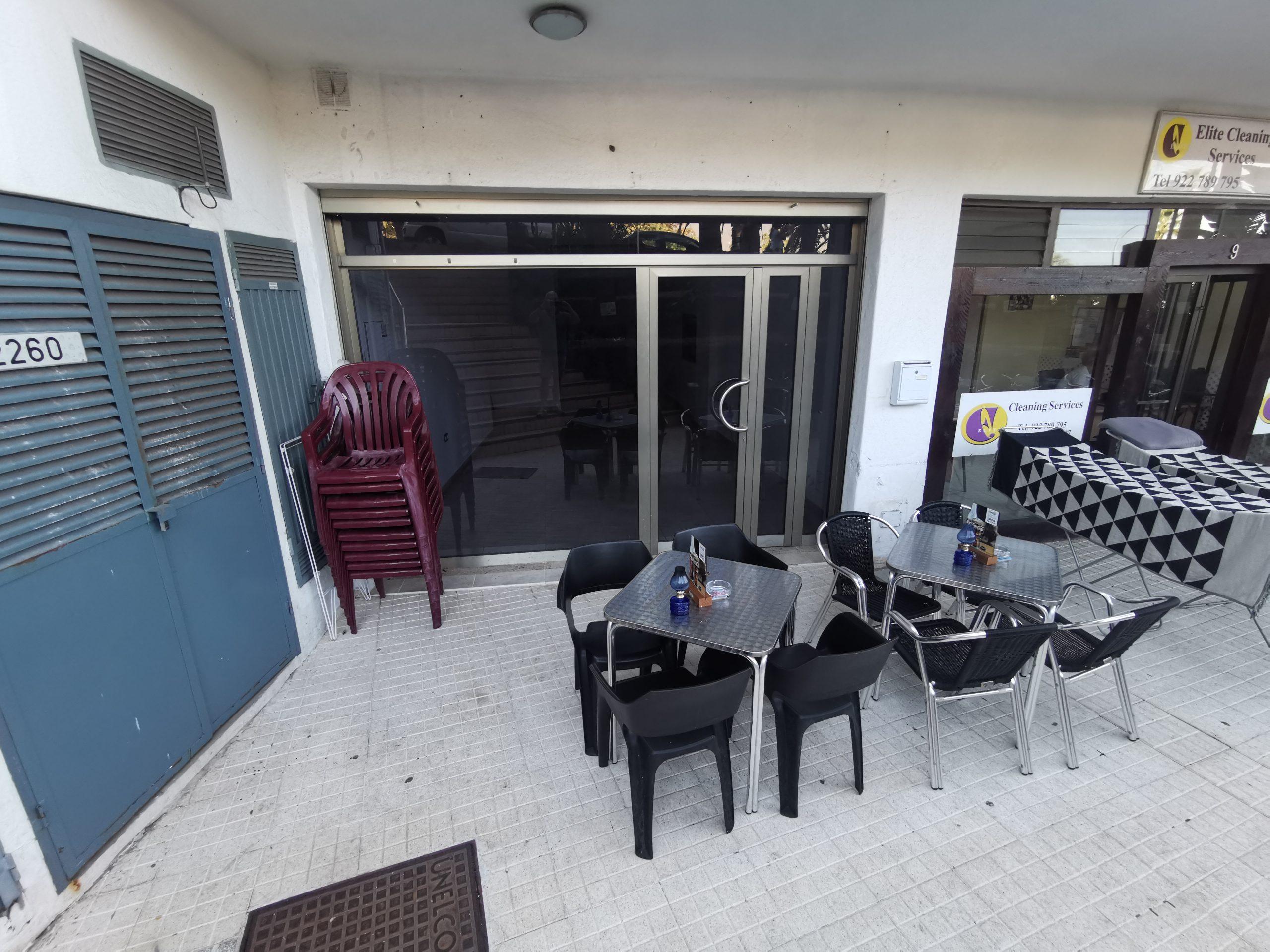Local Terrace