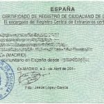 Residencia / Applying for Residency in Tenerife
