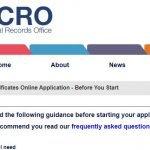 Criminal Records Checks - UK & Ireland