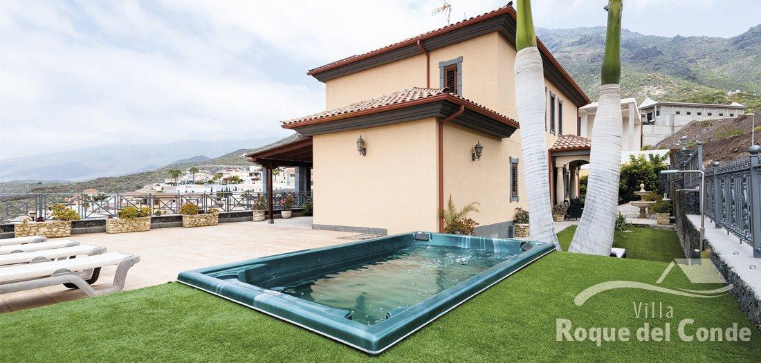 Villa in Roque del Conde