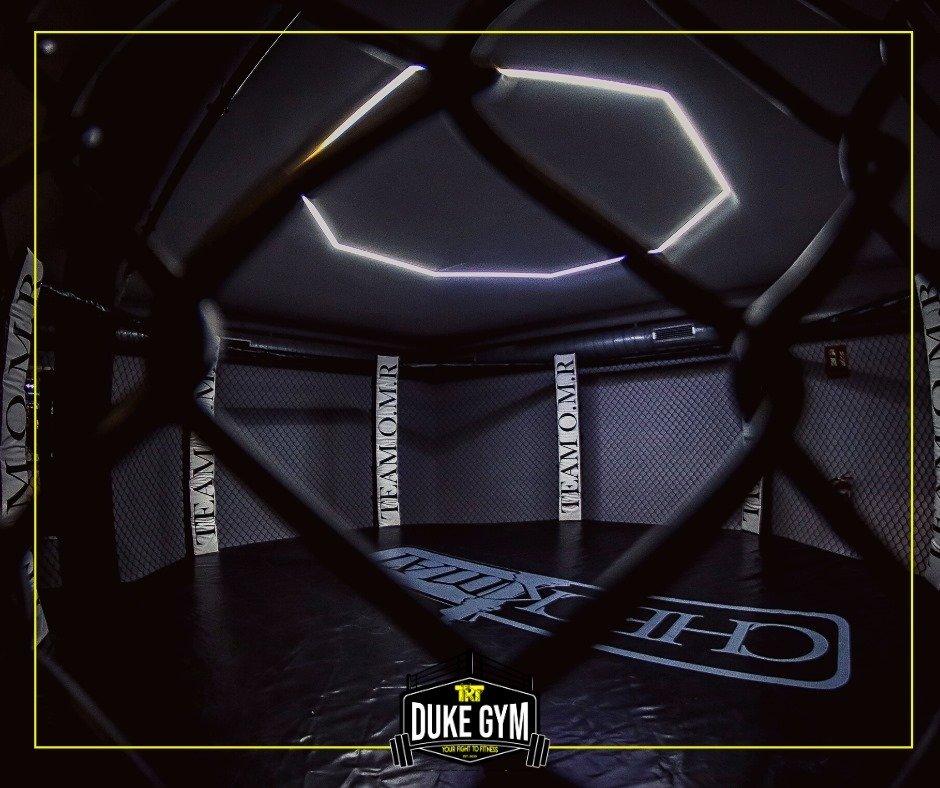 Duke Gym Octagon