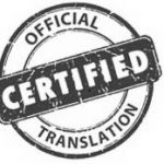 Obtaining Official Translations of Documents for use in Tenerife