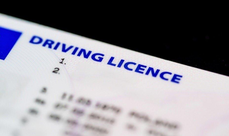UK driving Licence in Tenerife Spain